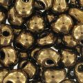 Miyuki Mini-Tropfen 3.4mm DP457 - Metallic Dark Bronze x8g