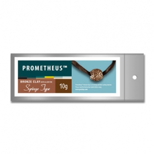 Prometheus Bronze Clay Spritze 10 g