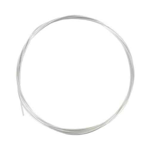925 Sterling Silberdraht hart 1mm x 1 m - Perles & Co