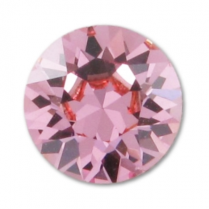 Cabochon Swarovski 1088 8mm Light Rose
