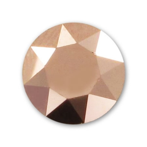 Cabochon Swarovski 1088 3mm Crystal Rose Gold x20