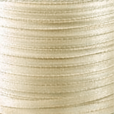 Satinband 4 mm Creme x 5m