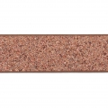 Zierband Lederimitat 10 mm Copper Brown Flitter x1.2m