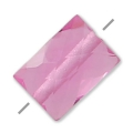 Hydro Tourmaline Rose facettierter Rechteck 5x7 mm x1