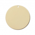 Medaille 22 mm aus 14K Gold Filled x1
