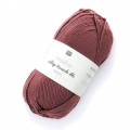 Creativ Silky Touch dk Wolle - Rico Design - Beere 005 x 100g