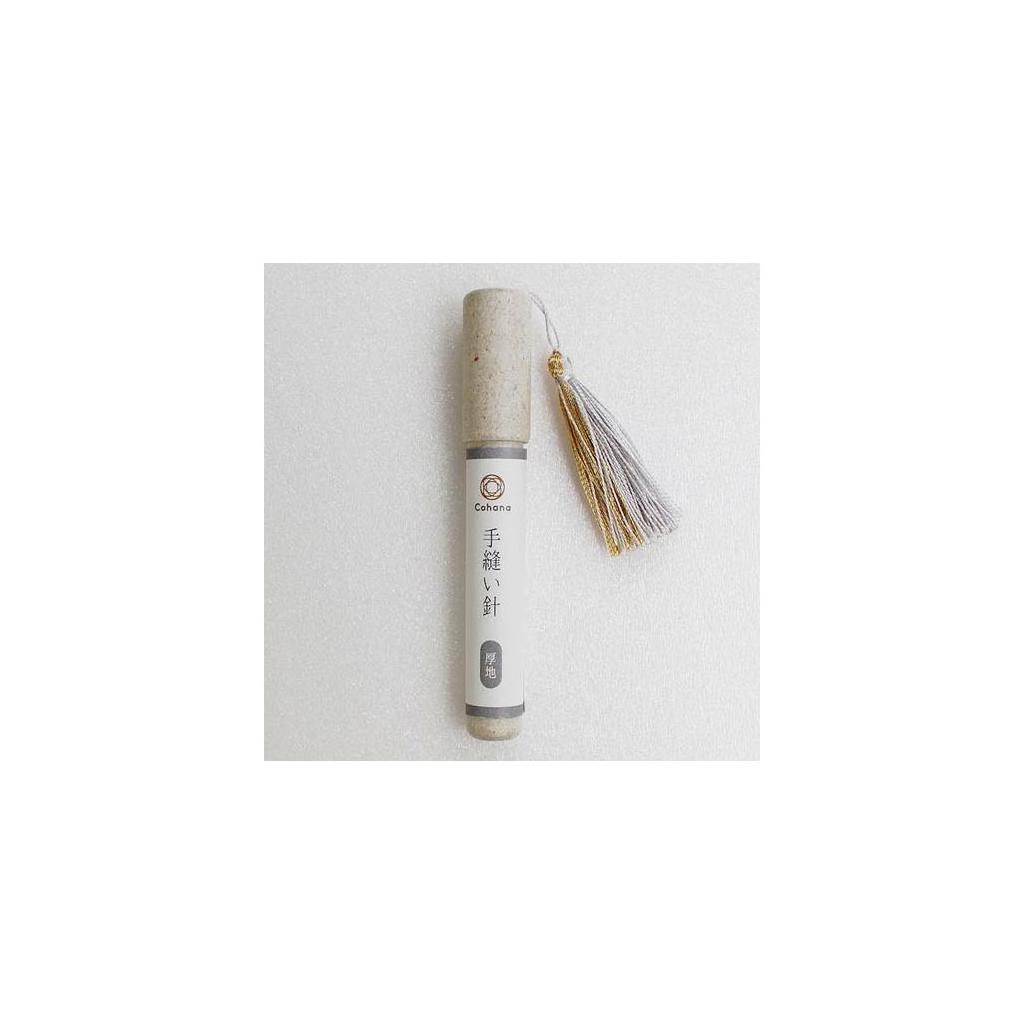 Cohana Nadel - 8 Nadel für schwere Stoffe - Perles & Co