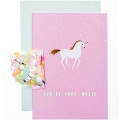 Kit Rico Design -  DIY Card Gestaltung- Wonderland Einhorn x1
