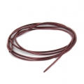 Glatte French Wire - Cannetille  1 mm Burgundy x5g