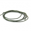 Glatte French Wire - Cannetille  1 mm Dk Olive x5g