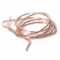 Lockige French Wire - Lockige Cannetille 1 mm Rose Gold x5g