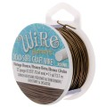 Kupferdraht  Craft Wire weich 0.64 mm Vintage bronze x 13.5 m