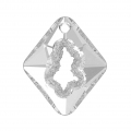 Swarovski Anhänger 6926 Growing Crystal Rhombus 36 mm Crystal