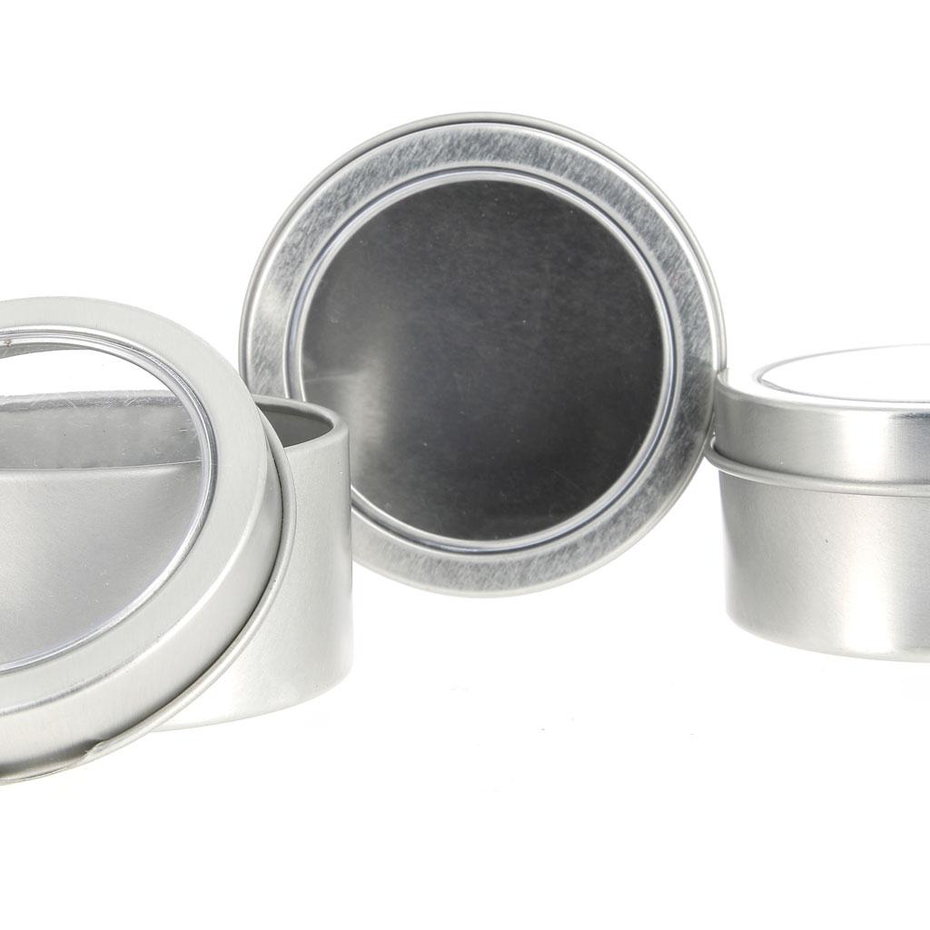 Aufbewahrungsboxen Aus Metall 60x30 Mm Perles Co