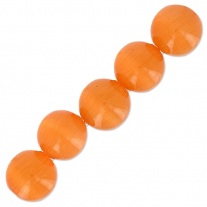 Cat Eye 8mm orange x10