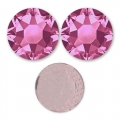 Swarovski Hotfix strass 5mm Rose x36