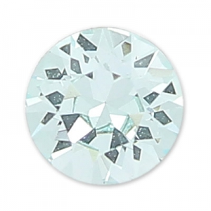Cabochon Swarovski 1088 6mm Light Azore x1