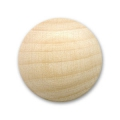Rohes Holz Cabochon 20mm x4