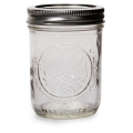 Weckglas Mason Jar Ball 8 oz x1