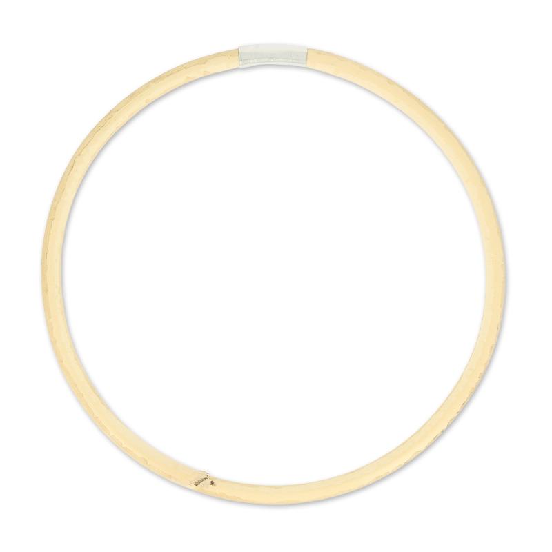 Zirkel Aus Bambu 20 Cm Nat 252 Rlich X1 Perles Amp Co