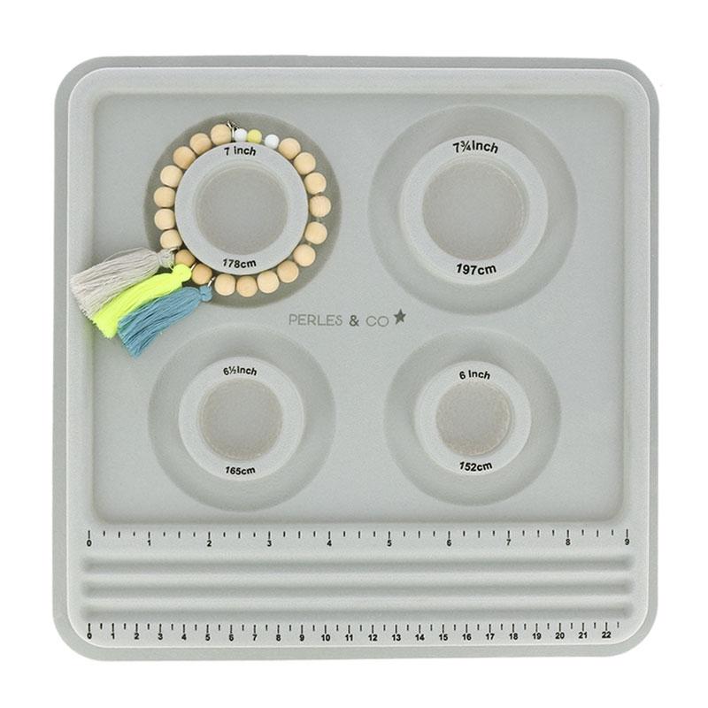 Perlenbrett Perles Amp Co F 252 R Armb 228 Nder 26 5 Cm X1 Perles Amp Co