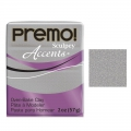 Premo Polyclay Accents 57gr White Gold Glitter (n°5135)