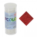 Emaillepulver Efcolor Rot Glitter x10ml