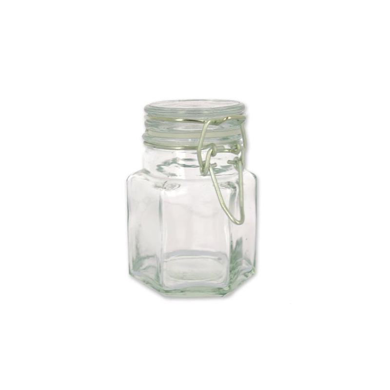 Weckglas 4 oz mit deckel x1 perles co for Deckel weckglas