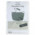 Schnittmuster Kiyohara - Shoulder bag x1