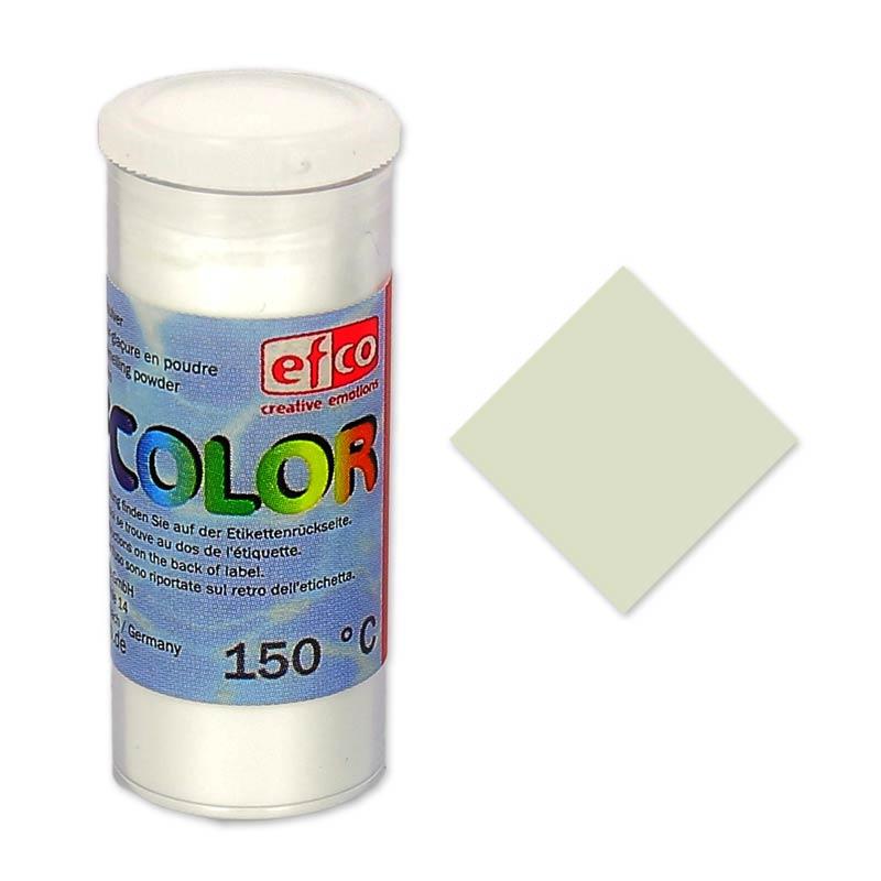 Emaillepulver Efcolor transparent x10ml - Efco - Perles & Co