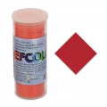Emaillepulver Efcolor Rot transparent x10ml