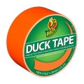 Selbstklebendes Duck Tape Tape uni Fluo 48 mm Neon Orange x13m