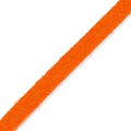 Suedine Band 3x1.3mm Orange x 3m