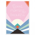 Postkarte Fifi Mandirac 15x10.5 cm Good Morning Beautiful x1