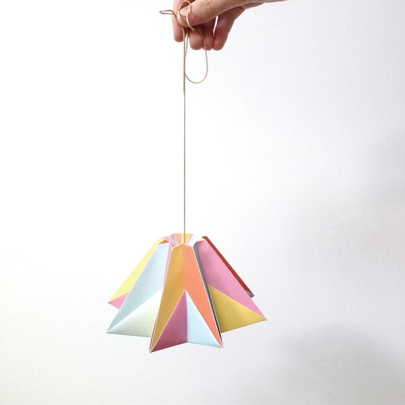 Origami Deko kit deko origami diamant fifi mandirac 13 5x9 5 cm papillons x1
