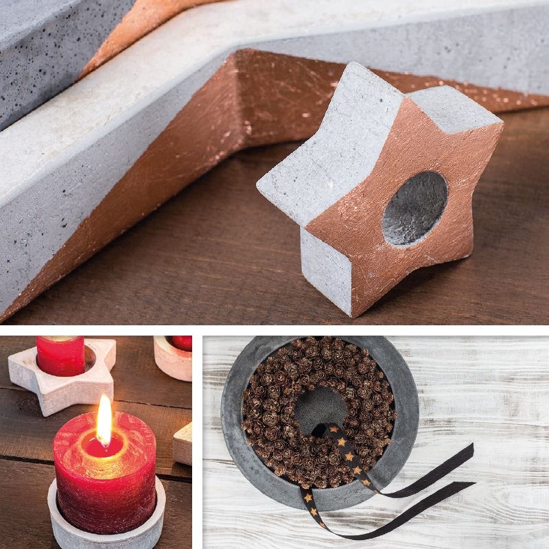 kreativ beton x1kg perles co. Black Bedroom Furniture Sets. Home Design Ideas