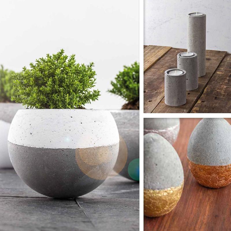 Luxus Gießformen Für Beton Design