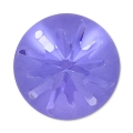 Swarovski Cabochon 1695 Sea Urchin 14mm Tanzanite half-matt
