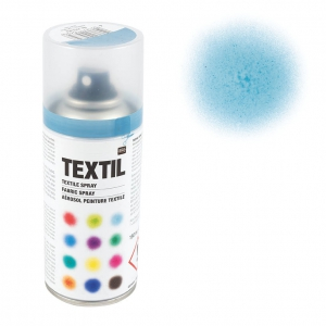 Textil Spray helles blau x 150 ml
