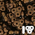 Trinity Beads 6mm Dark Bronze x5g