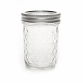 Weckglas Mason Jar Ball 8 oz Diamant  x1