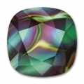 Cabochon Swarovski 4470 10 mm Crystal Rainbow Dark