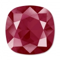 Cabochon Swarovski 4470 12 mm Crystal Dark Red x1