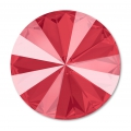 Swarovski Cabochon 1122 Rivoli 14mm Crystal Royal Red x1
