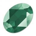 Cabochon Swarovski 4120 Oval 14x10mm Crystal Royal Green x1