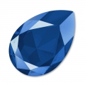 Swarovski Cabochon 4327 Birne 30x20mm Crystal Royal Blue x1