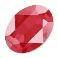 Cabochon Swarovski 4120 Oval 14x10mm Crystal Royal Red x1