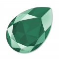 Swarovski Cabochon 4327 Birne 30x20mm Crystal Royal Green x1