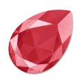 Swarovski Cabochon 4327 Birne 30x20mm Crystal Royal Red x1