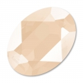 Cabochon Swarovski 4120 Oval 18x13mm Crystal Ivory Cream x1